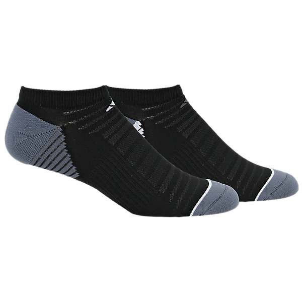 Superlite Speed Mesh 2-Pack No Show, Black/Onix/White, large