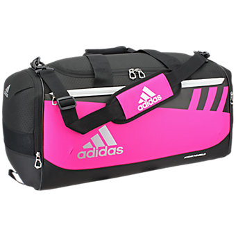 Team Issue Medium Duffel, Shock Pink