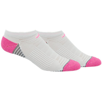 Superlite Speed Mesh 2-Pack No Show, White/Mono Pink-Pink Glow Marl/Light Onix/Mono Pink