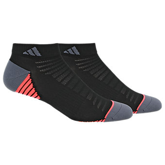 Superlite Speed Mesh 2-Pack Low Cut, Black/Onix/Flash Red