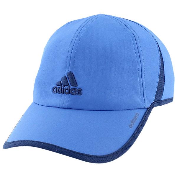 Adizero Ii Cap, Blue/Mystery Blue, large