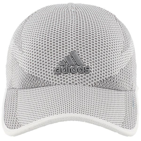 Adizero Prime Cap, White/Grey, large