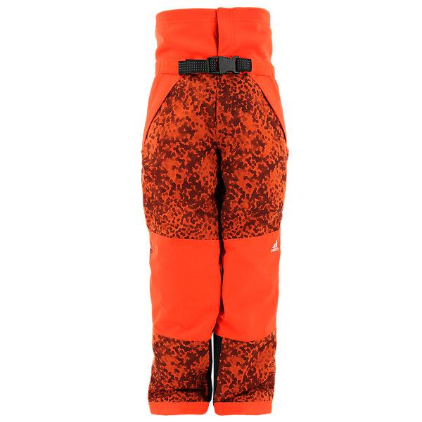 Boys/Girls Snowfun Pant, Bold Orange/Vista Gray, large