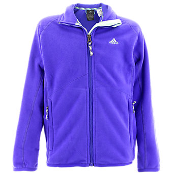 Boys Fleece Jacket, Night Flash