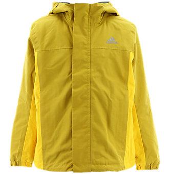 Kids Climaproof Insulated Hood, Raw Ochre/Super Yellow
