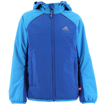 Boys Lofty Hoodie, Super Blue