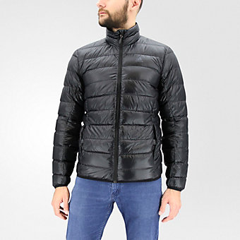 Light Down Jacket, Black