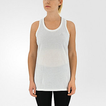 Ultimate Tank, White/Matte Silver