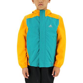 Infinite Lieblings Jacket, Eqt Orange/Eqt Green