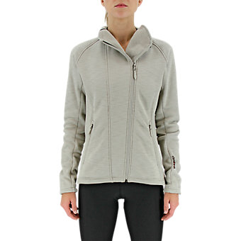 Climaheat Fleece Jacket, Sesame