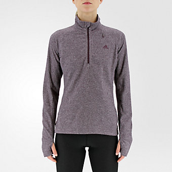 Hiking Reachout Fleece, Mineral Red