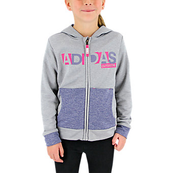 Lazy Hoodie, Medium Gray