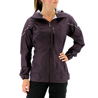 Terrex Agravic 3 Layer Jacket, Mineral Red