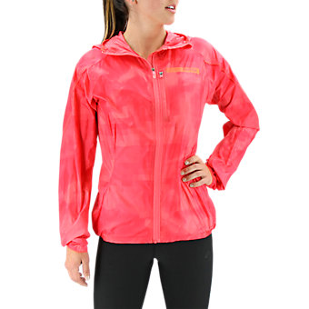 Terrex Agravic Wind Jacket, Super Blush