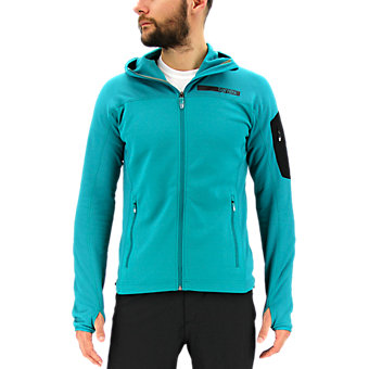 Terrex Stockhorn Fleece, Eqt Green, medium