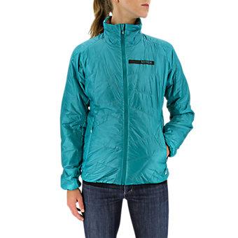 Terrex Agravic Primaloft Jacket, Eqt Green