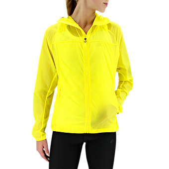 Mistral Windjacket, Bright Yellow