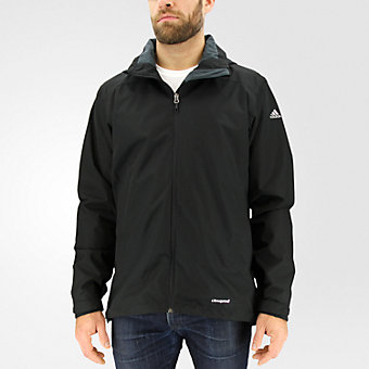 Wandertag Solid Jacket, Black