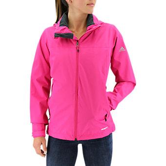 Wandertag Solid Jacket, Eqt Pink