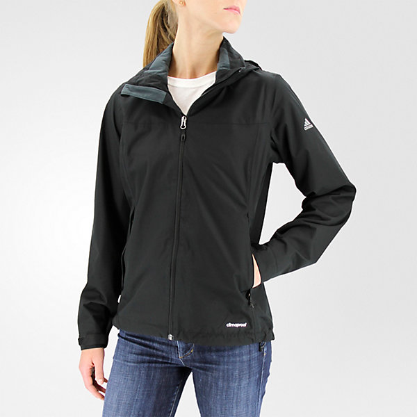 Wandertag Solid Jacket, Black, large