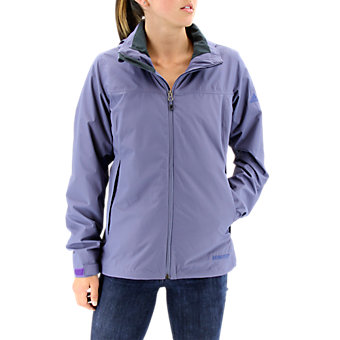 Gtx 2-layer Wandertag Jacket, Super Purple