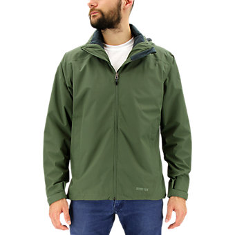Gtx 2-layer Wandertag Jacket, Base Green