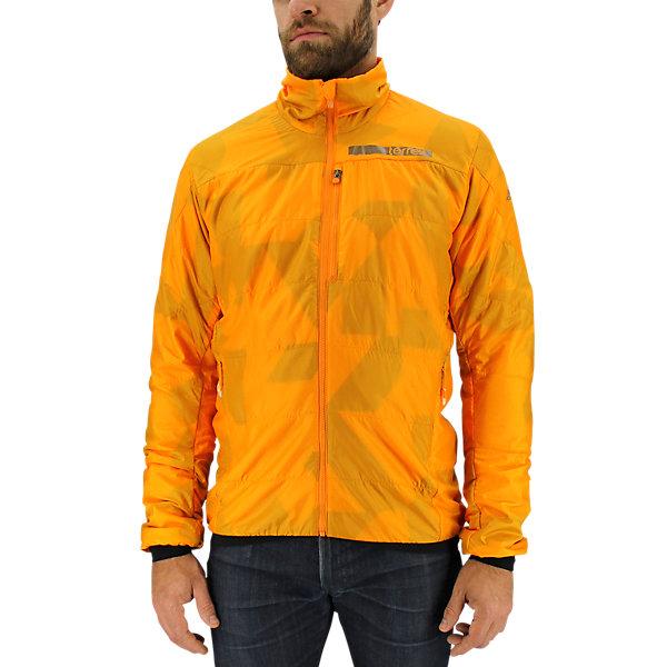 Terrex Skyclimb Alpha Jacket, Eqt Orange, large