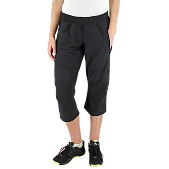Multi 3/4 Pant, Black