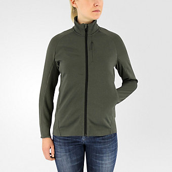 Climaheat Fleece Jacket, Utility Gray