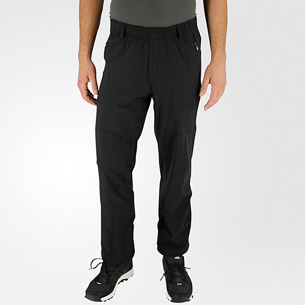 TERREX MULTI PANT, Black/shadow Black, large