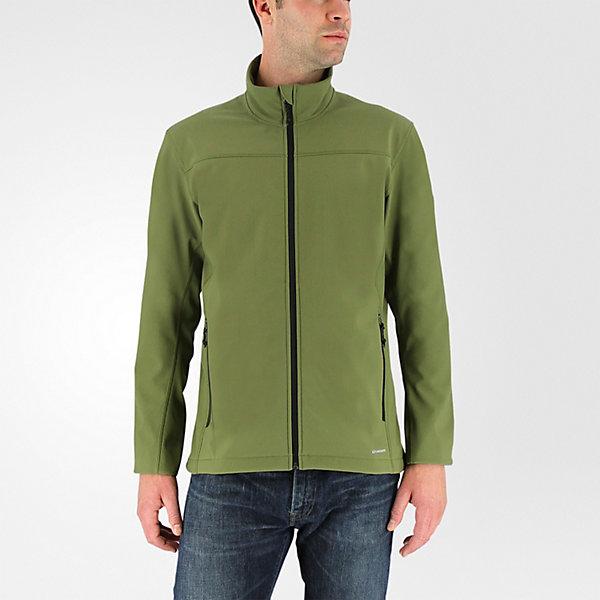 Softcase Jacket, Olive Cargo, large