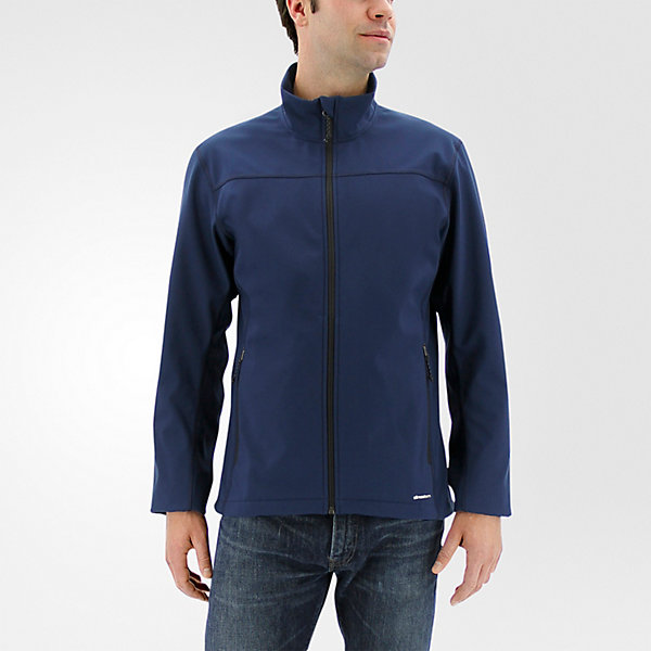 Softcase Jacket, Collegiate Navy, large