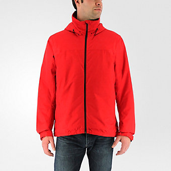 Wandertag Insulated Jacket, Scarlet