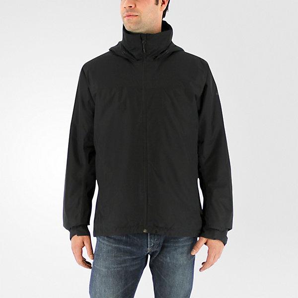 Wandertag Insulated Jacket, Black, large