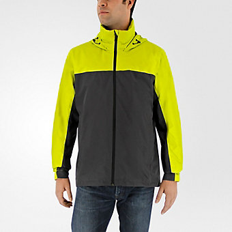 Wandertag Jacket, Unity Lime/Utility Black