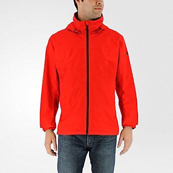 Wandertag Jacket, Scarlet