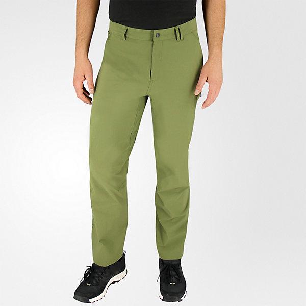Flex Hike Pants, Olive Cargo, large
