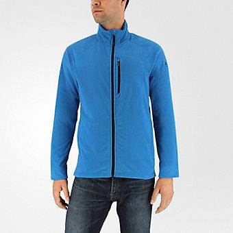 Reachout Fleece Jacket, Unity Blue