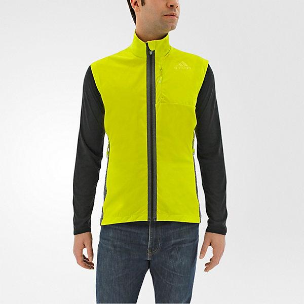 Xperior Softshell Vest, Shock Slime, large