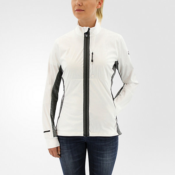 Xperior Softshell Jacket, White, large