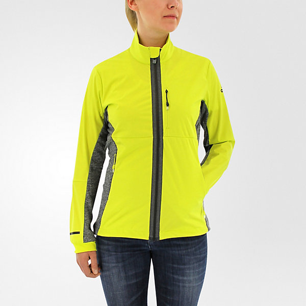 Xperior Softshell Jacket, Shock Slime, large