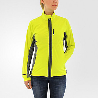 Xperior Softshell Jacket, Shock Slime