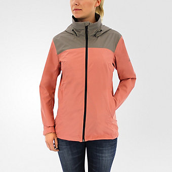 Wandertag Jacket, Tech Earth/ray Pink