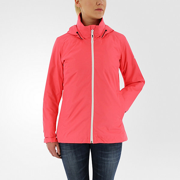 Wandertag Insulated Jacket, Super Blush, large