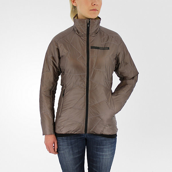 Terrex Agravic Primaloft Jacket, Tech Earth, large