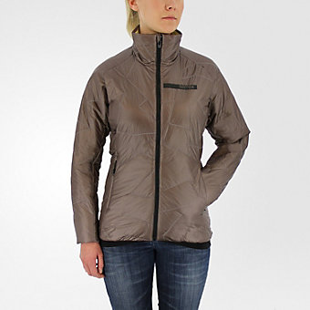 Terrex Agravic Primaloft Jacket, Tech Earth