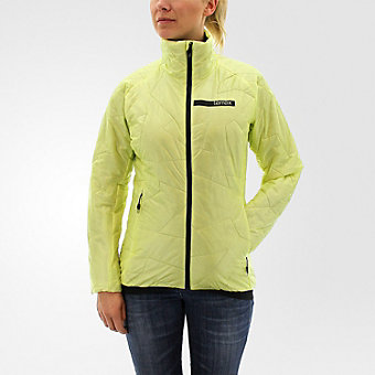 Terrex Agravic Primaloft Jacket, Ice Yellow