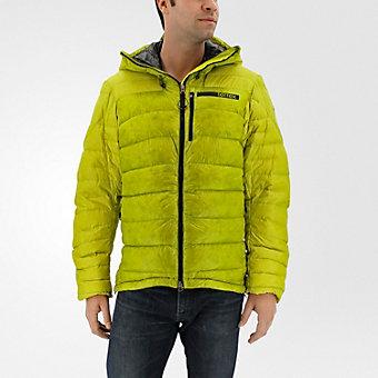 Terrex Climaheat Techrock Hooded Jacket, Unity Lime
