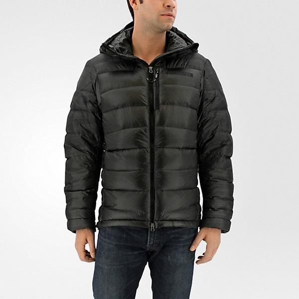 Terrex Climaheat Techrock Hooded Jacket, Utility Black, large