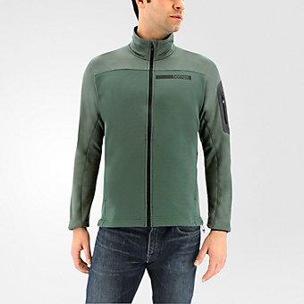 Terrex Stockhorn Fleece Jacket, Utility Ivy